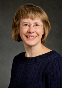 Susan Larson - professor, civil and environmental engineering; assistant dean and director, Women In Engineering